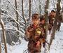 童子军陆军冬令营