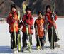 """2019""""单板二级""""滑雪基础冬令营"""